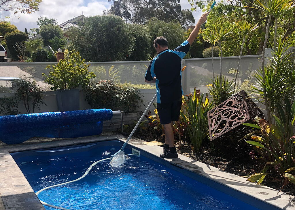 Perth pool cleaning and maintenance servicing - Perth Pool Solutions WA